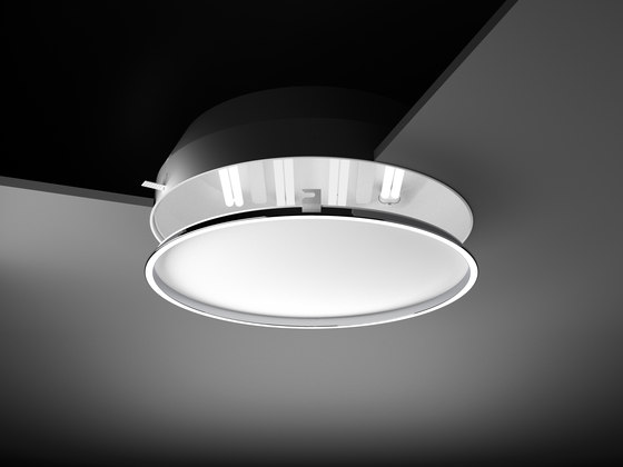 Big 0535 Pendant lamp by Vibia