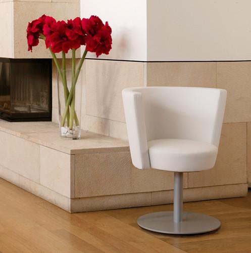 Konic swivel chair by ENEA
