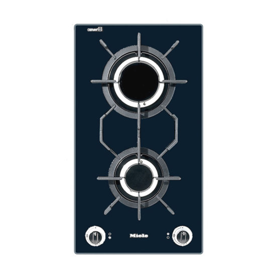 km 405 by miele gas hob product. Black Bedroom Furniture Sets. Home Design Ideas