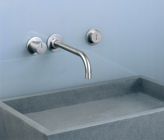 4321 - Build-in basin mixer by VOLA