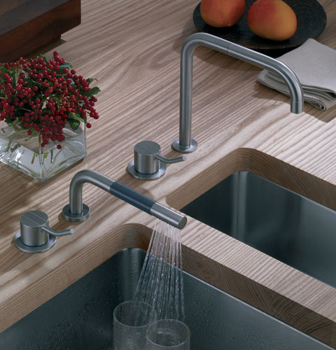 590H - One-handle mixer by VOLA