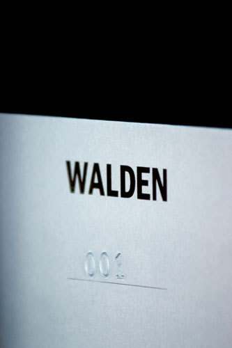 Walden by Moormann