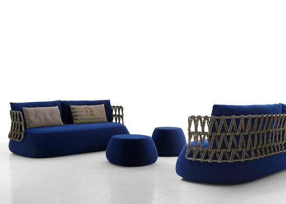Fat Sofa outdoor de B&B Italia