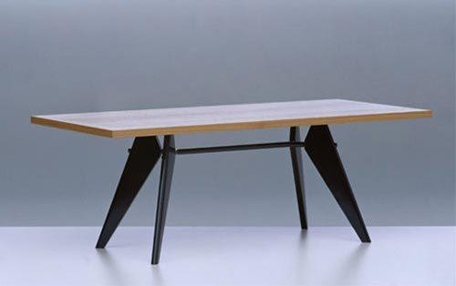 em table von vitra inc usa produkt. Black Bedroom Furniture Sets. Home Design Ideas