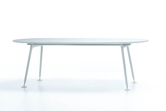 atm dining table by vitra inc usa product. Black Bedroom Furniture Sets. Home Design Ideas