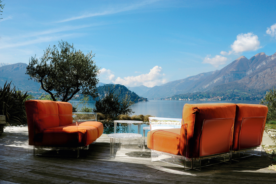Pop Outdoor by Kartell
