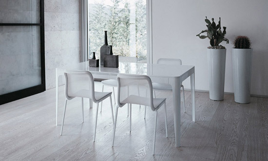 Slide Dining Tables From Ycami Architonic