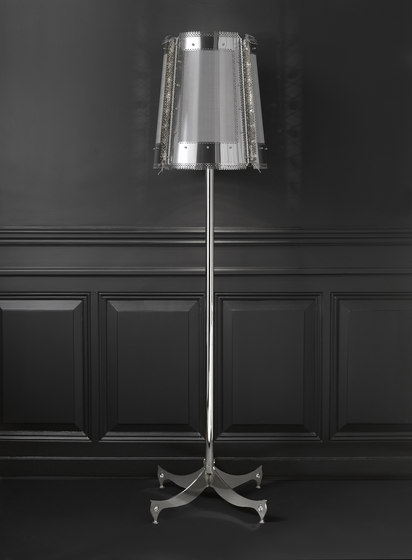 Lola floor lamp by Brand van Egmond