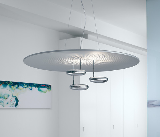 Droplet Suspension Lamp by Artemide