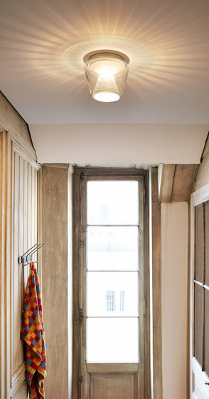 Annex Ceiling clear / crystal de serien.lighting