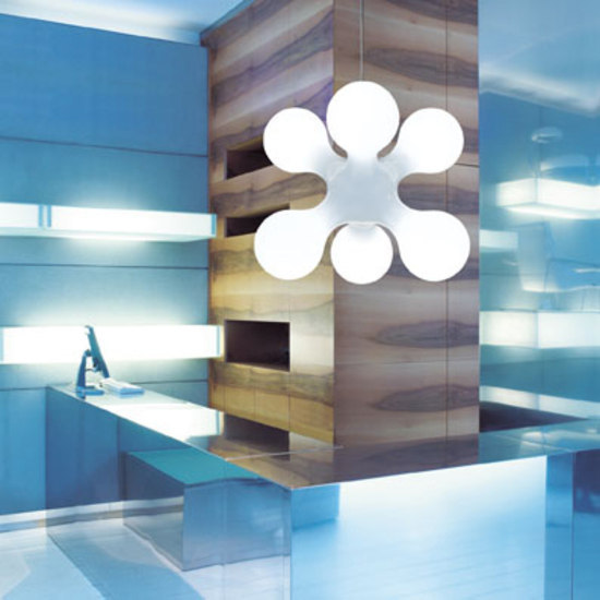 Atomium wall lamp by Kundalini