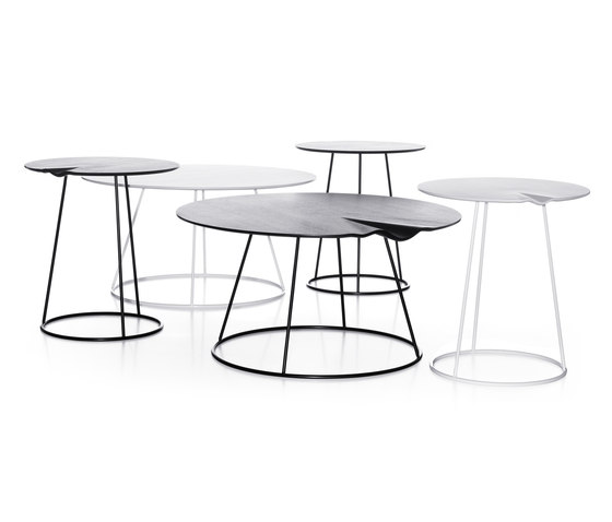 Breeze coffee table de Swedese