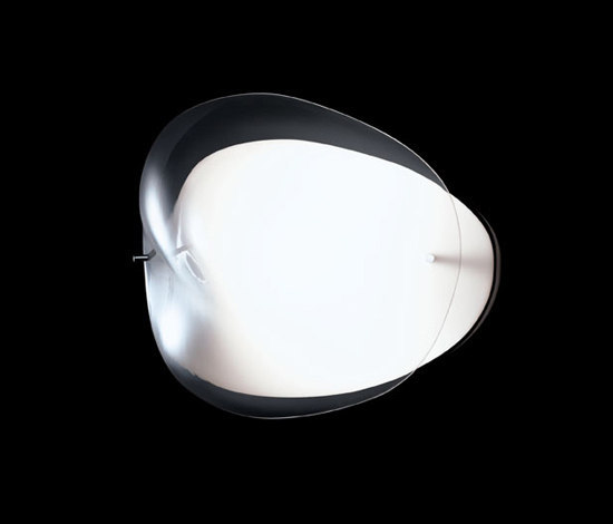 Morphie wall/ceiling lamp by Kundalini