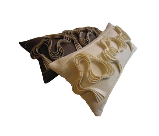 Origami cushion by ANNE KYYRÖ QUINN