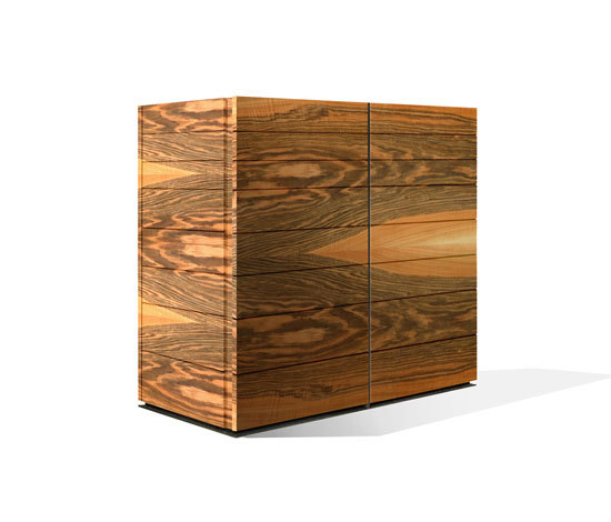 Tall chest-of-drawers by Dessiè