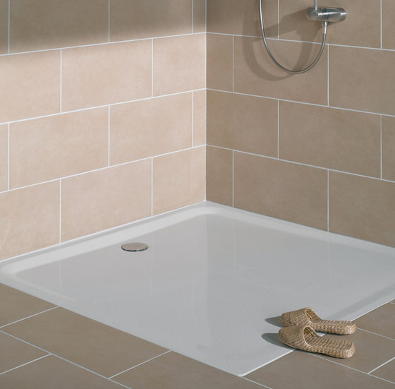 BetteShower Tray extra-flat de Bette