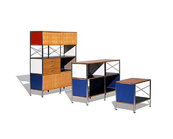 Eames Storage Unit di Herman Miller