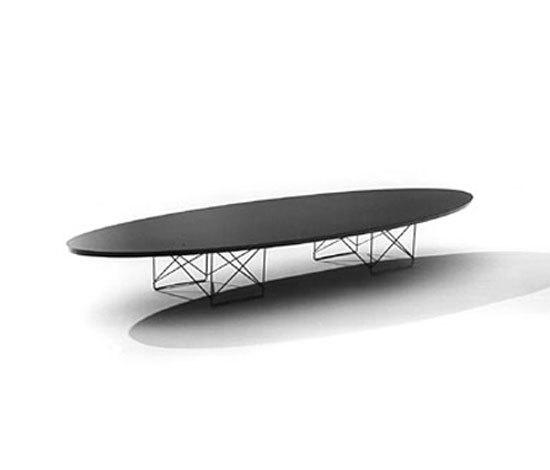 table ellipse eames images. Black Bedroom Furniture Sets. Home Design Ideas