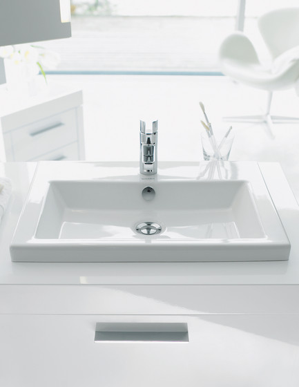2nd floor - Handrinse basin by DURAVIT