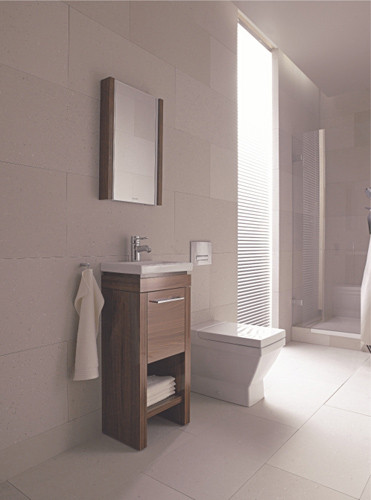 2nd floor - WC indépendant de DURAVIT