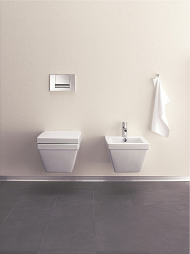 2nd floor - Bidet, wall-mounted by DURAVIT