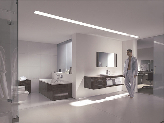 2nd floor - Bathtub by DURAVIT