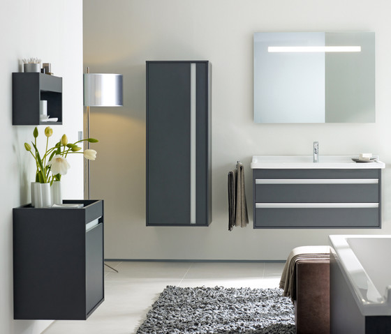 Ketho - Mirror cabinet by DURAVIT