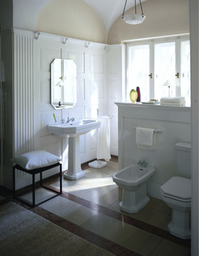 1930 lavabo lavabos de duravit architonic for 1930 bathroom design ideas