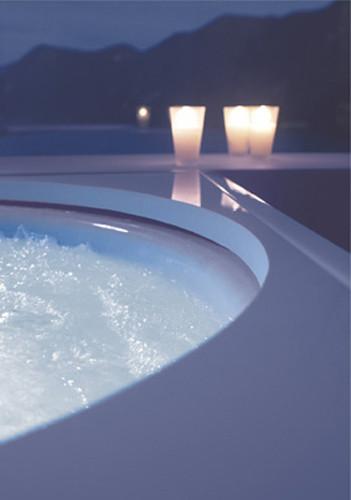 Blue Moon - Bathtub square de DURAVIT