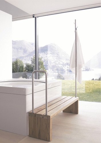 Blue Moon - Bench by DURAVIT