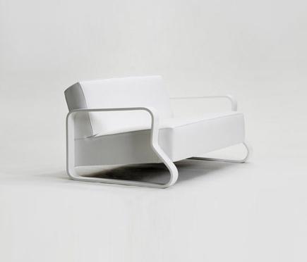 Sofa 544 de Artek