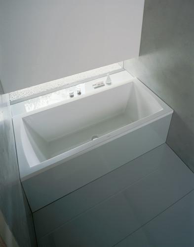 daro badewannen von duravit daro badewanne produkt. Black Bedroom Furniture Sets. Home Design Ideas