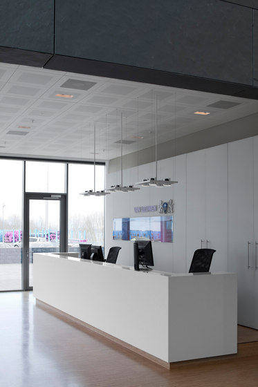 Diapason Kwadro Recessed by Kreon