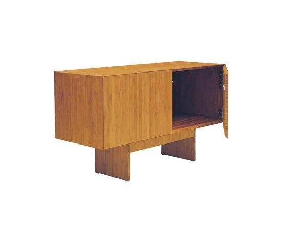 Sideboard 2 Cubus (zweitürig) de Büro 213
