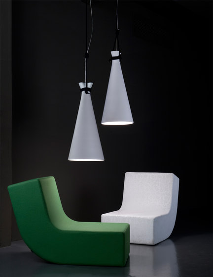 Campanela Pendant light by Metalarte