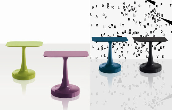 Vulcano Petite table de Poliform