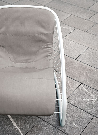 Cortina Armchair Outdoor by Minotti