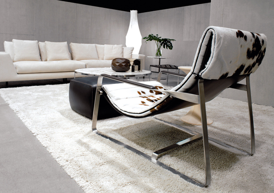 Hopper Armchair by Minotti