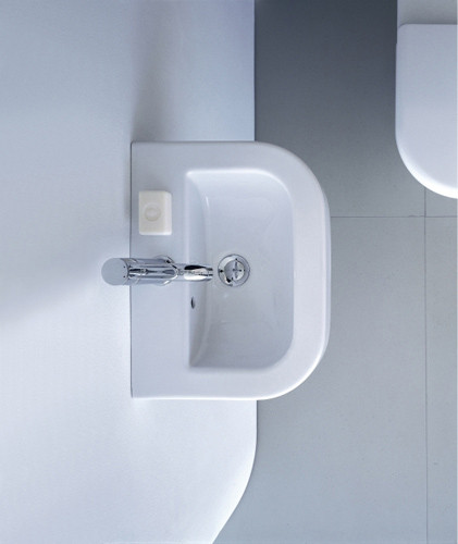 Happy D. - Countertop basin by DURAVIT