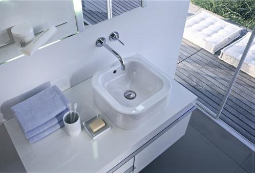 happy d waschtische von duravit happy d aufsatzbecken. Black Bedroom Furniture Sets. Home Design Ideas
