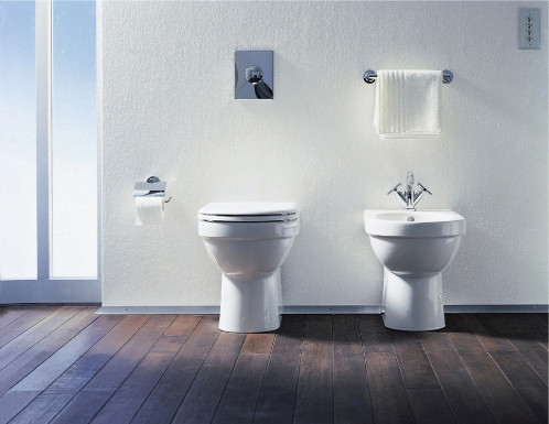 Happy D. - Toilet by DURAVIT