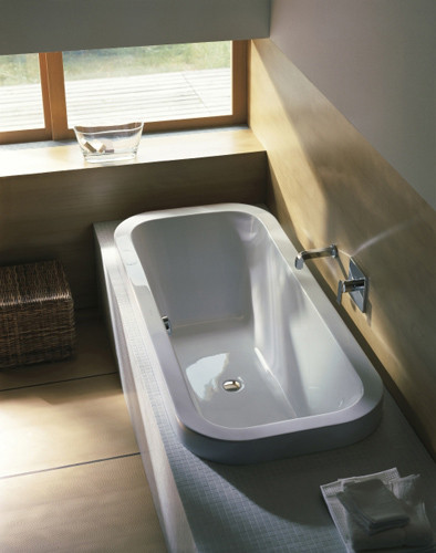 Happy D. - Bathtub by DURAVIT
