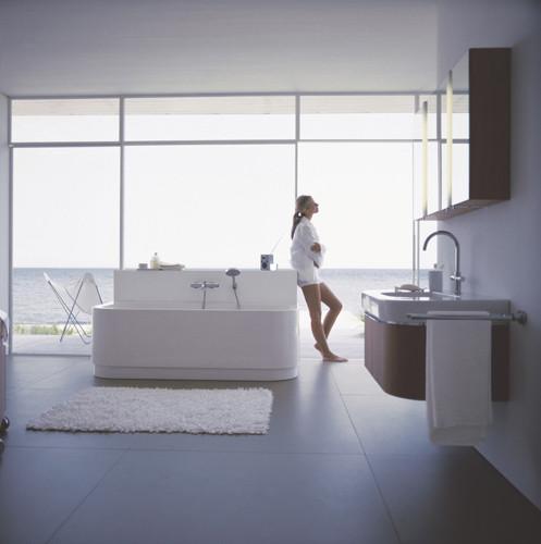 Happy d baignoires de duravit happy d baignoire for Baignoire classique prix