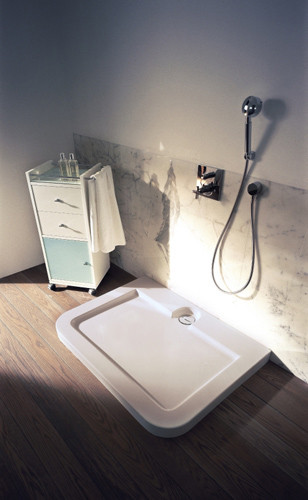 Happy D. - Shower Tray by DURAVIT