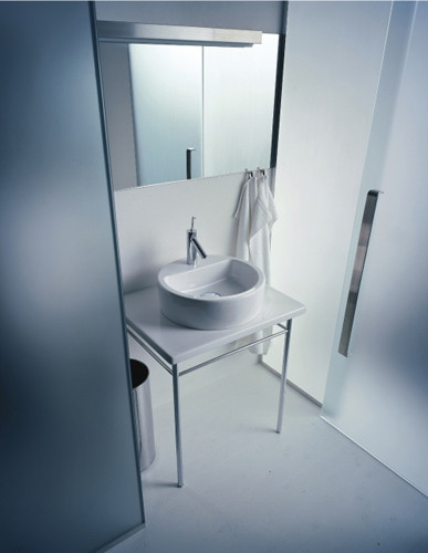 Starck 1 - Furniture washbasin by DURAVIT