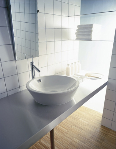 Starck 1 - Above counter basin by DURAVIT