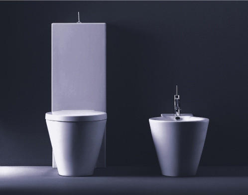 Starck 1 - Urinal by DURAVIT