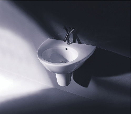 Starck 2 - Siphon cover by DURAVIT