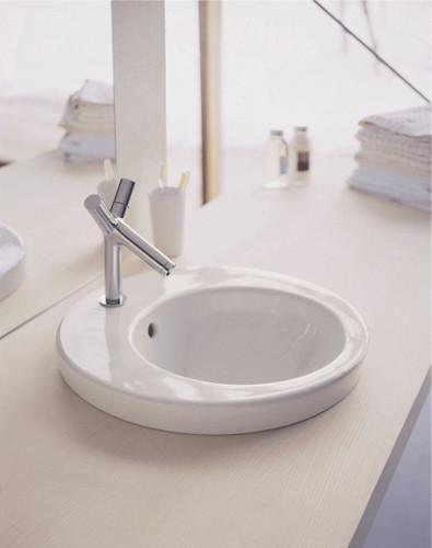 starck 2 washbasins by duravit starck 2 washbasin starck. Black Bedroom Furniture Sets. Home Design Ideas