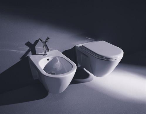 starck 2 toilets bidets by duravit starck 2 bidet. Black Bedroom Furniture Sets. Home Design Ideas